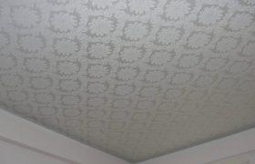 Тканевый натяжной потолок в Екатеринбурге